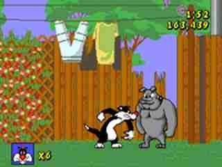 Sylvester And Tweety In Cagey Capers топ игры сега онлайн и денди играть